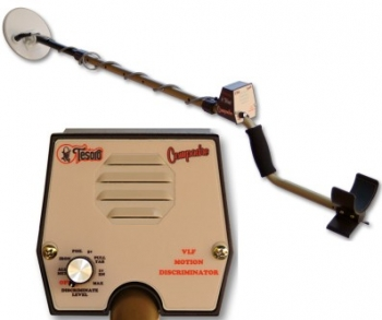 Металлодетектор Tesoro Compadre